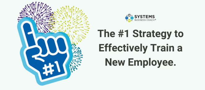 how to effectively train a new employee